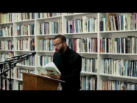 Douglas Kearney (1) — The Poetry Center