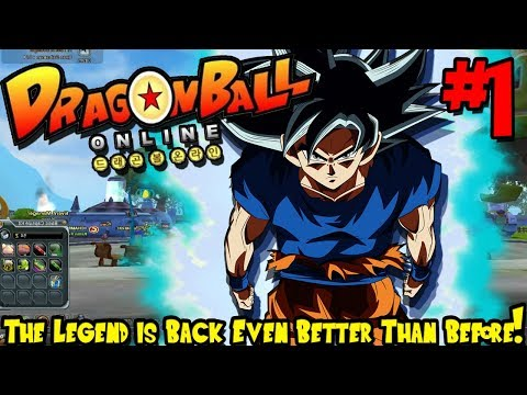 THE LEGEND IS BACK, EVEN BETTER THAN BEFORE! | Dragon Ball Online Global (Beta Release) - Episode 1