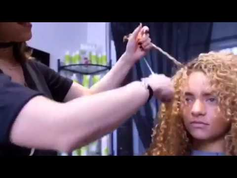 City Curl Studio Specializing In Cutting Coloring Curly Hair