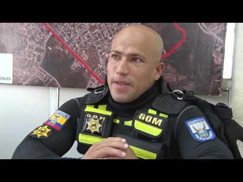 José Palma, un policía con disciplina y fortaleza al servicio de la comunidad