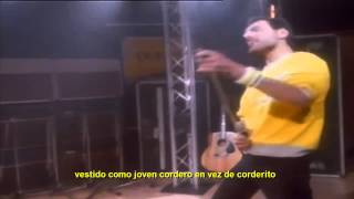 Queen Don´t Try So Hard (Subtitulado Al Español).[HD]