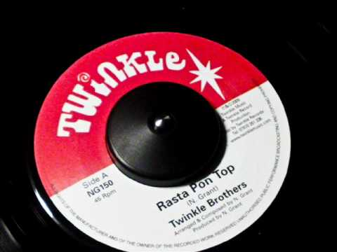 Twinkle Brother - Rasta Pon Top + Version  7