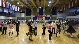 西班牙進行曲-20180916-高雄市常春土風舞協會秋季聯歡成果展影片