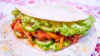 ТАКО рецепт мексиканской закуски в домашних условиях