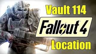 Fallout 4 vault 114 Location