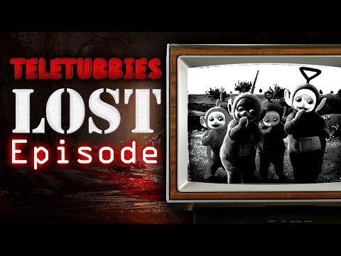 """Teletubbies: Lost Episode """"The Playground"""" - Creepypasta / Scary Story"""
