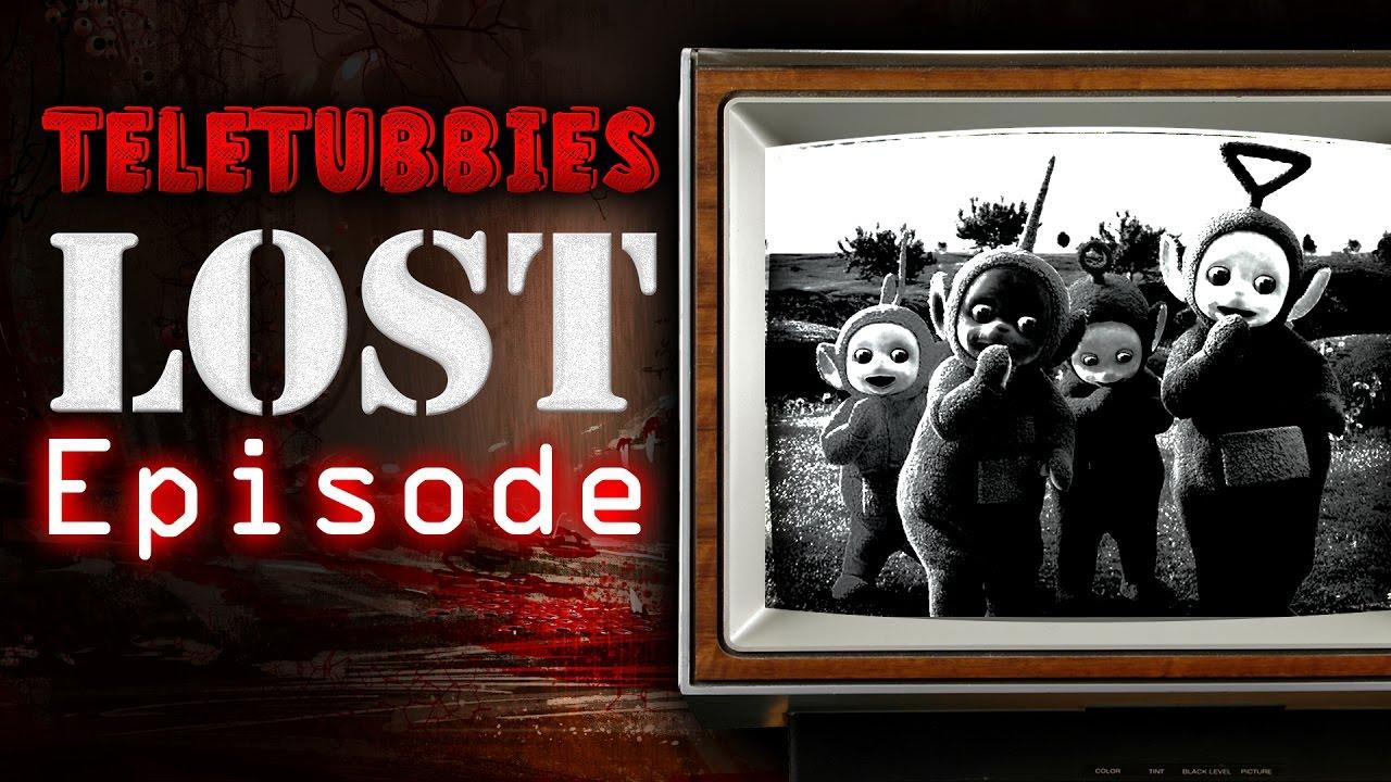 Teletubbies Lost Episode The Playground Creepypasta Scary