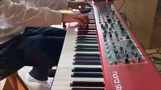 Trailerpark - Sterben kannst du überall Klavier Cover