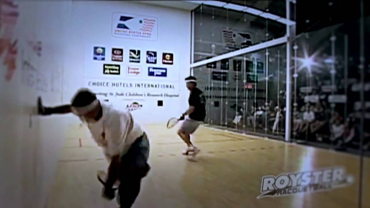 how to play racquetball youtube
