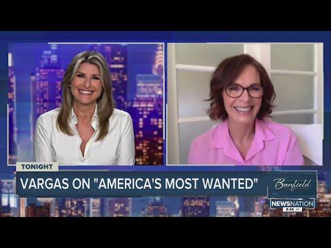 Elizabeth Vargas on