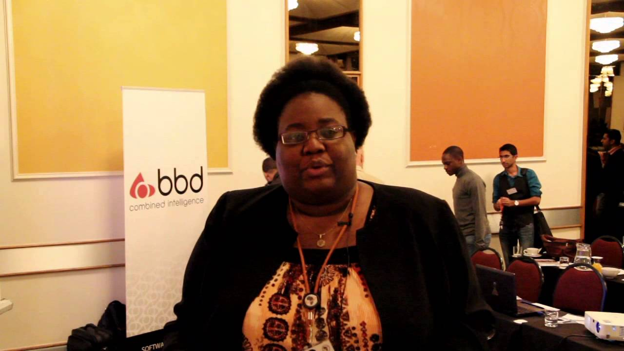 Interview with Enyo Kumahor - Africa is rising...
