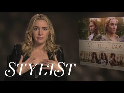 The Importance Of Having A Role Model; Advice From Kate Winslet
