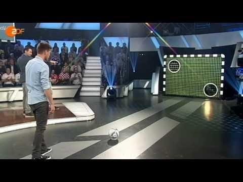 Huntelaar: Torwand-Treffer sind nicht einfach