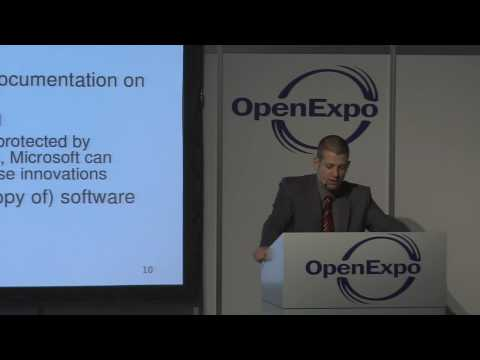 Dr. Carl-Christian Buhr: The European Commission's Microsoft case: analysis and principles