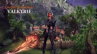 TERA Corsairs' Stronghold - VALKYRIE PvP
