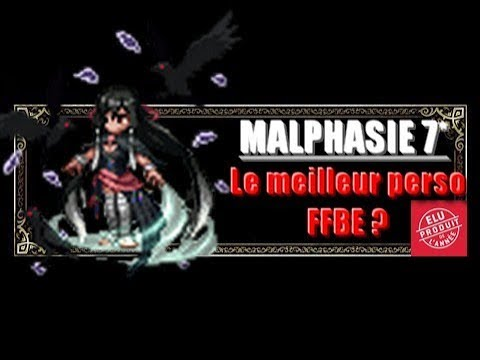 FFBE : Malphasie 7* / Full Analyse + TEST / Best perso FFBE