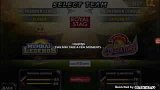 Mumbai Indians VS Gujarat Lions Vivo IPL (2016), Mumbai