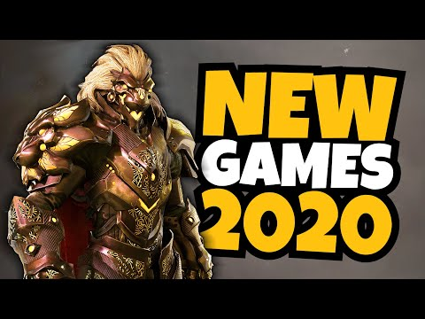 Top 20 Games To Be Excited For in 2020!
