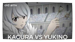 [AMV] Fairy Tail - Kagura VS Yukino (Egypt Central - Over And Under)