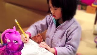 Passion for teaching: Lily Teaches Drawing