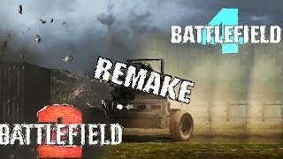 Battlefield 4: The Battlefield 2 Intro Remake