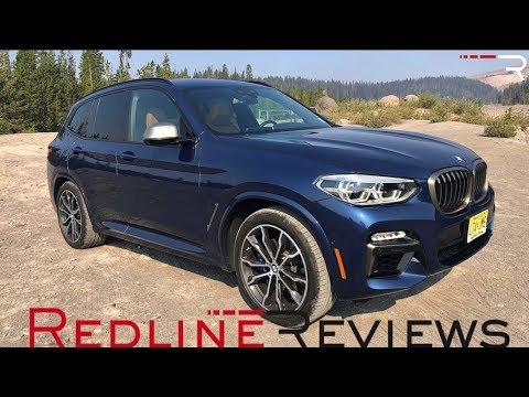 """2018 BMW X3 M40i – The """"Smaller"""" Ultimate Driving SUV?"""