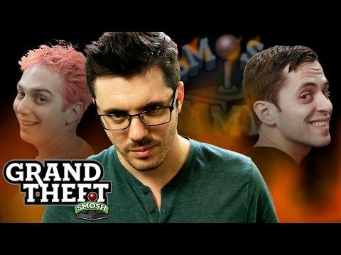 JOVEN QUITS SMOSH GAMES (Grand Theft Smosh)