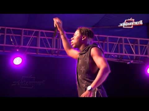 0 - Watch: Stonebwoy full performance on KNUST campus