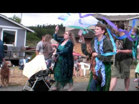 Guemes Island July 4, 2010 - Pridemore Float.wmv