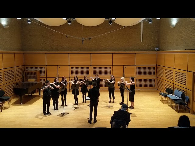 Blowsoc Flute Ensemble: Themes from Super Mario Bros.