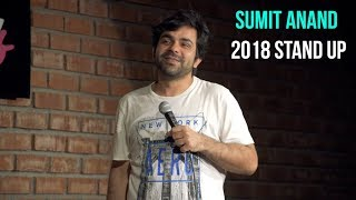 Video It's My Birthday | Stand up comedy by Sumit Anand download MP3, 3GP, MP4, WEBM, AVI, FLV Oktober 2018