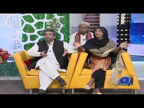 Khabarnaak - 10 Aug 2017 - Geo News