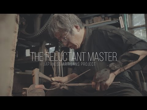 'The Reluctant Master' - Japanese Artisan Series