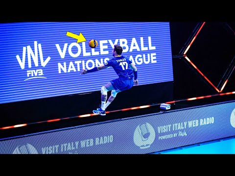TOP 20 Best Volleyball Libero Saves in 2021