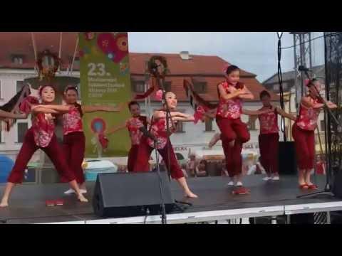 MFF Klatovy 2016, The Lan Yang Dancers Tchaj-wan