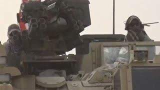لماذا ظهر الجنود الأمريكيون ملثمين ومقنعين شمال سوريا أم أنهم ميليشيا قسد مع أعلام أمريكية