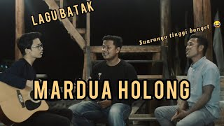 Omega Trio-Mardua Holong (Cover By Dicky ft.Pb Project)