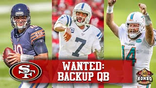 QBs 49ers Could Target In NFL Free Agency To Back Up Jimmy Garoppolo