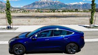 1 Month with the Tesla Model 3 Standard Range +