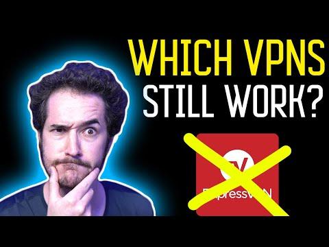 ExpressVPN Netflix Blocked? Which VPN Is Best For Netflix Now?