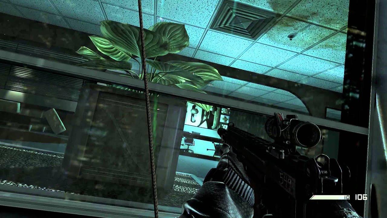 Call Of Duty Ghosts Не Получается Выхватить У Рорка Пистолет