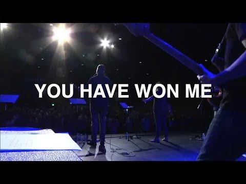 You have Won Me - Paul McClure, Bethel Church