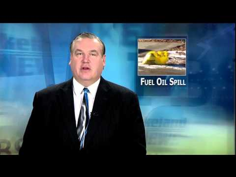 Bemidji Fuel Oil Spill - Lakeland News at Ten - December 7, 2015