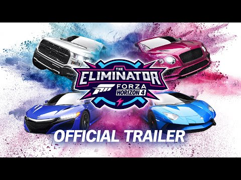 Forza Horizon4 | The Eliminator Announce Trailer