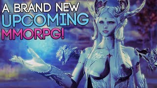 A Brand New Upcoming MMORPG - Astellia Online Gameplay And Information!