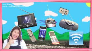 This video is a Thai school CAI project about Elcectromagnectic Spe...