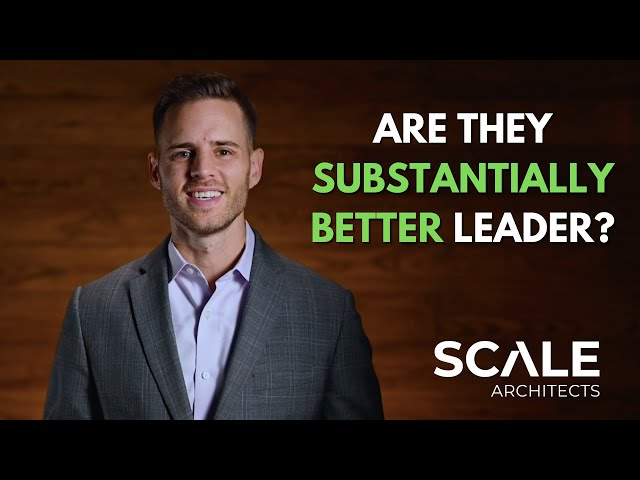 The CEO Must be a Substantially Better Leader