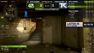 OpTic Gaming Listen-In Powered by ASTRO Gaming - CWL Pro League