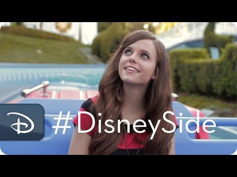 Tiffany Alvord Sings Her Disney Side | It's A Small World | Disney Parks