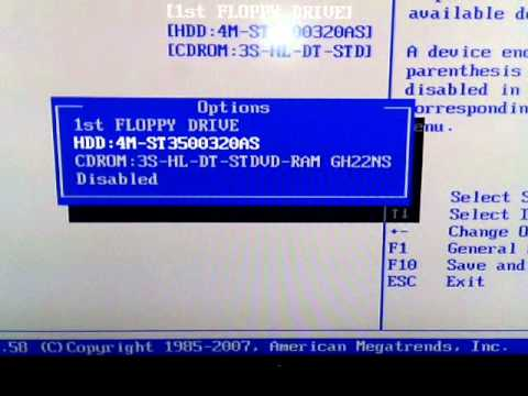 Reboot and select proper boot device [Fast FIX]